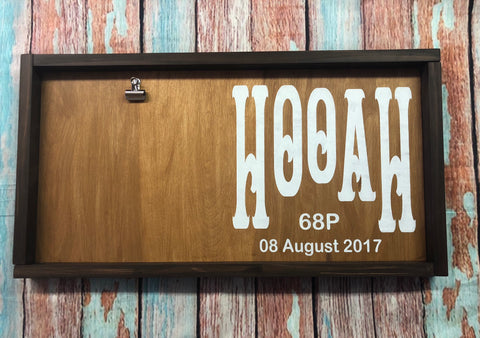 SIGN Design - Hooay - Clip Sign