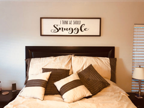 SIGN Design - Oversized/ Over the bed