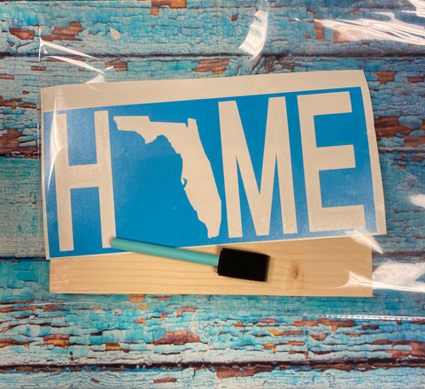 RTS - Ready To Ship - Take & Make - Florida Home