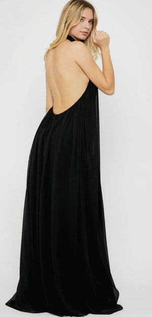 Bougie Backless Jumpsuit