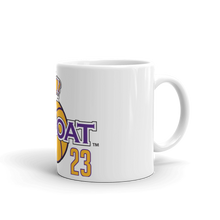 LeGOAT Coffee Mug - Purple/Yellow