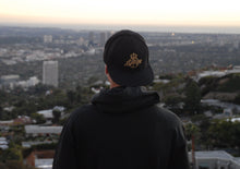 LeGOAT Hat - Black/Gold