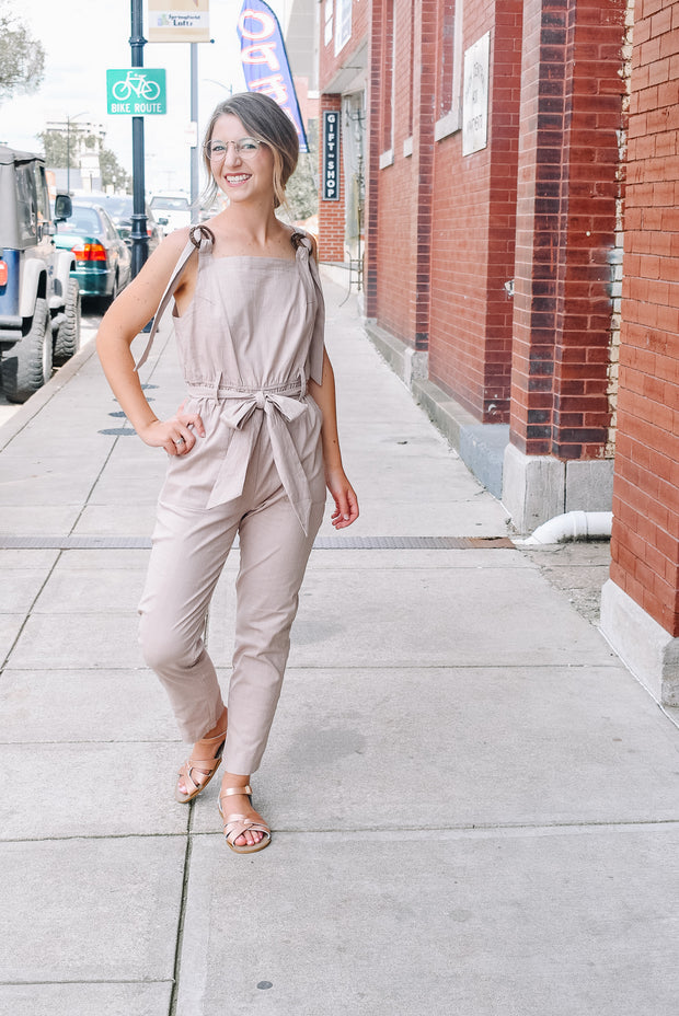 RING JUMPSUIT-MAUVE