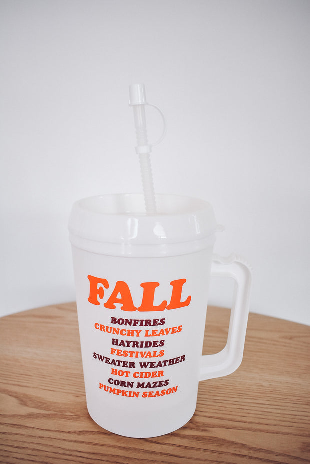 FALL LOVE THERMOS