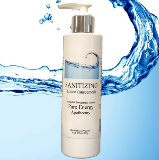 SANITIZING LOTION-UNSCENTED