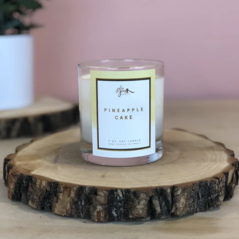 7 oz. SOY CANDLE