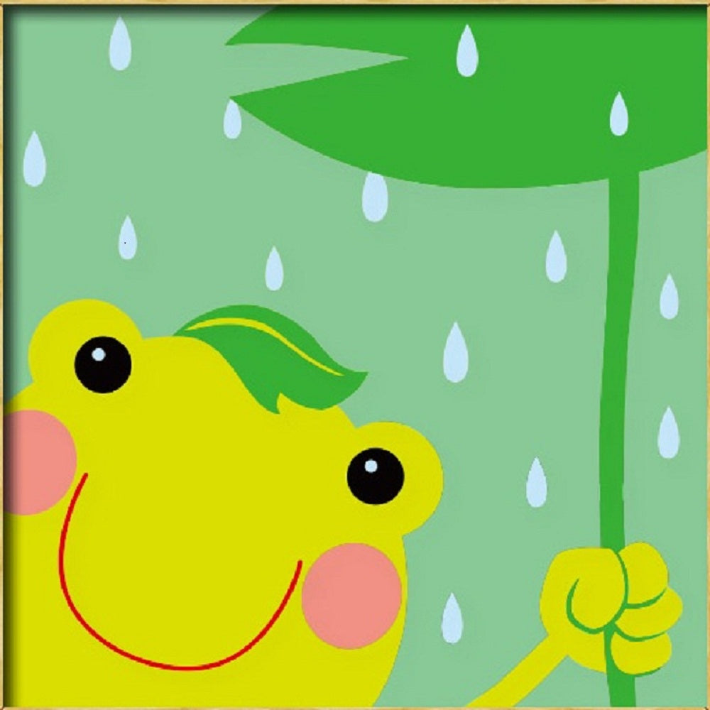 Animals - DIY Painting By Numbers For Kids – PedEli Collections