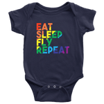 EAT SLEEP FLY REPEAT