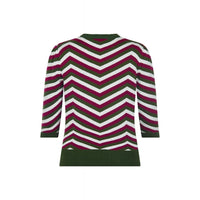 Holly Chevron Cardigan