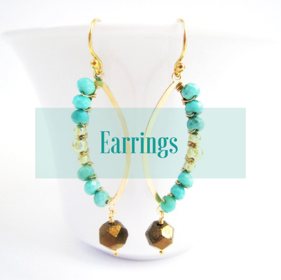 Handmade Jewelry Earrings Category Image