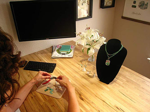 Sienna Grace Jewelry Workspace