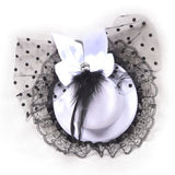 """The Fascinator"" Mini Tea Party Hat"