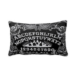 Angel of Death Ouija Board Pillowcase