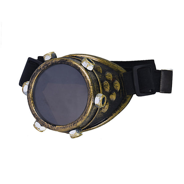 Single Steampunk Goggle - Right Eye