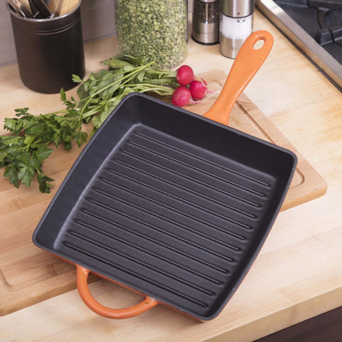Skillets & Grill Pans