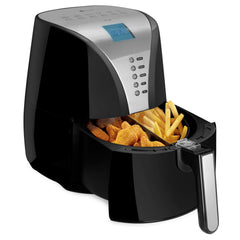 IDD-1500 Digital LCD Stainless Steel Air Fryer