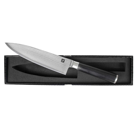Japanese Damascus Steel 8 Inch Chef Knife