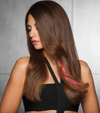 Human Hair Color Strips
