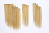 "18"" 10-Piece Remy Human Hair Extension Kit"