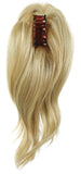 "12"" claw clip ponytail hair extensions"