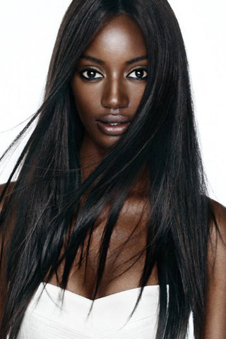 Arrow (straight) Virgin Unprocessed Hair Extensions