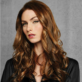 "18"" 3PC WAVY CLIP-IN HAIR EXTENSIONS KIT"