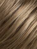 14/24-14 | Lightest Ash Brown blend with Medium Ash Blonde on top, with a Lightest Ash Brown nape