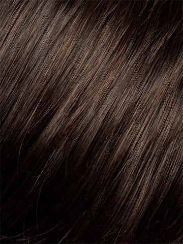4/6 | Dark Brown blended with a Warm Medium Brown
