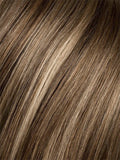 DARK-SAND-MIX | Dark Brown, Medium Honey Blonde, and Light Golden Blonde blend