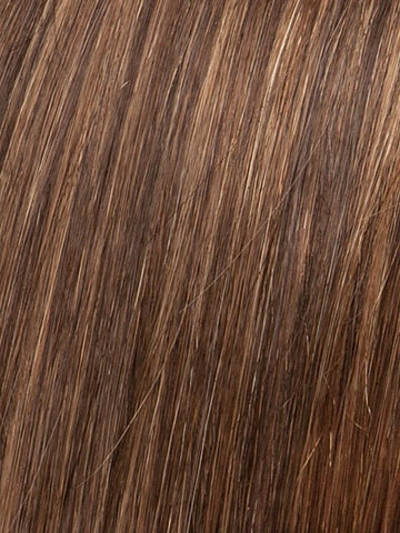 HOT-MOCCA-MIX | Medium Brown, Light Brown, and Light Auburn blend