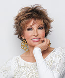Raquel Welch Voltage  Short, barely waved, all over layers mean this stunning, no fuss salon cut can be worn full, smooth or somewhere in between!.     Memory Cap® Vibralite® Synthetic Hair