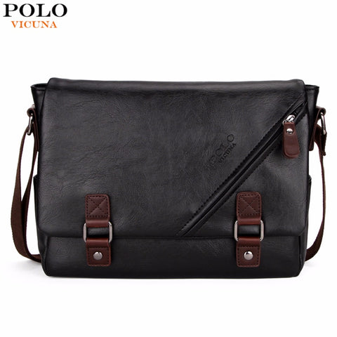 Messenger Leather Vintage Bag For Men