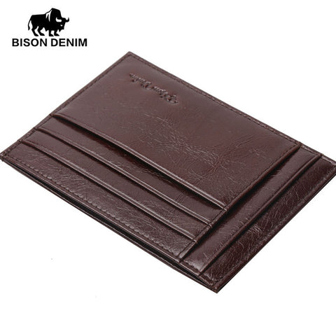 Retro Card and Money Holder For Men