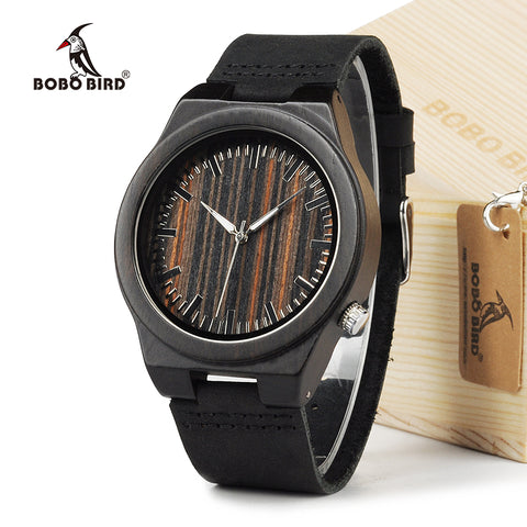 Wooden Bamboo Watch for Men