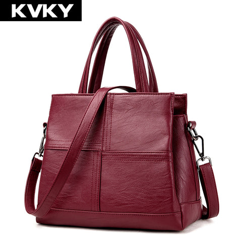 Messenger Style leather Handbags for Women