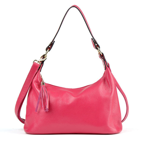 Women Leather Hobo bag