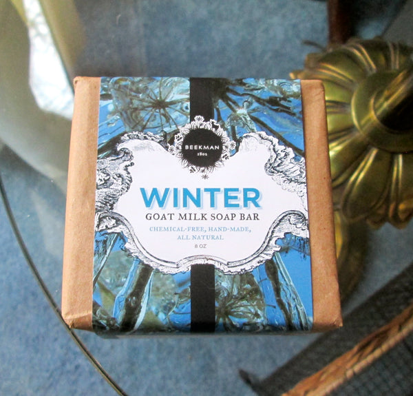 Scent of Winter Goat Milk Soap