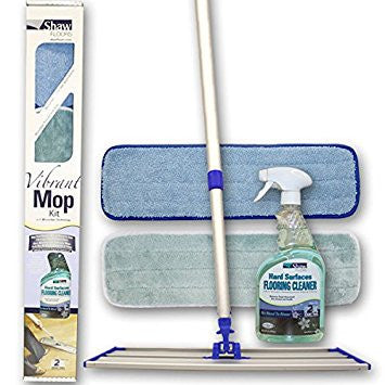 Vibrant Floor Mop Cleaning Kit [Case of 12]