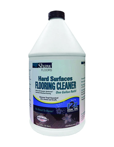 Hard Surface Cleaner Gallon Refill [Case of 4]