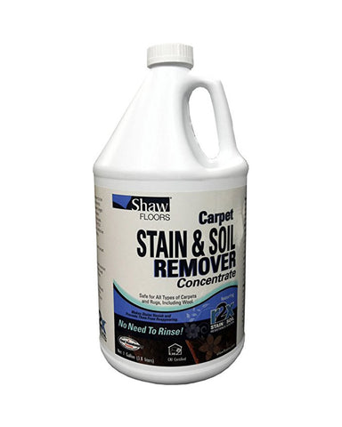 Carpet Stain and Soil Gallon Refill [Case of 4]