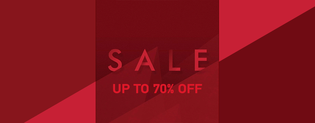 Autumn Winter Sale final reductions up to 70% off