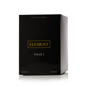 Element Candles Clean 2-Candle-DREEMS