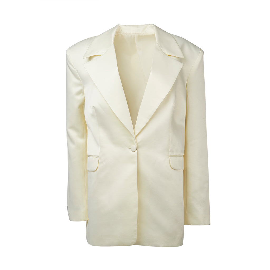 Guvanch White Blazer 4