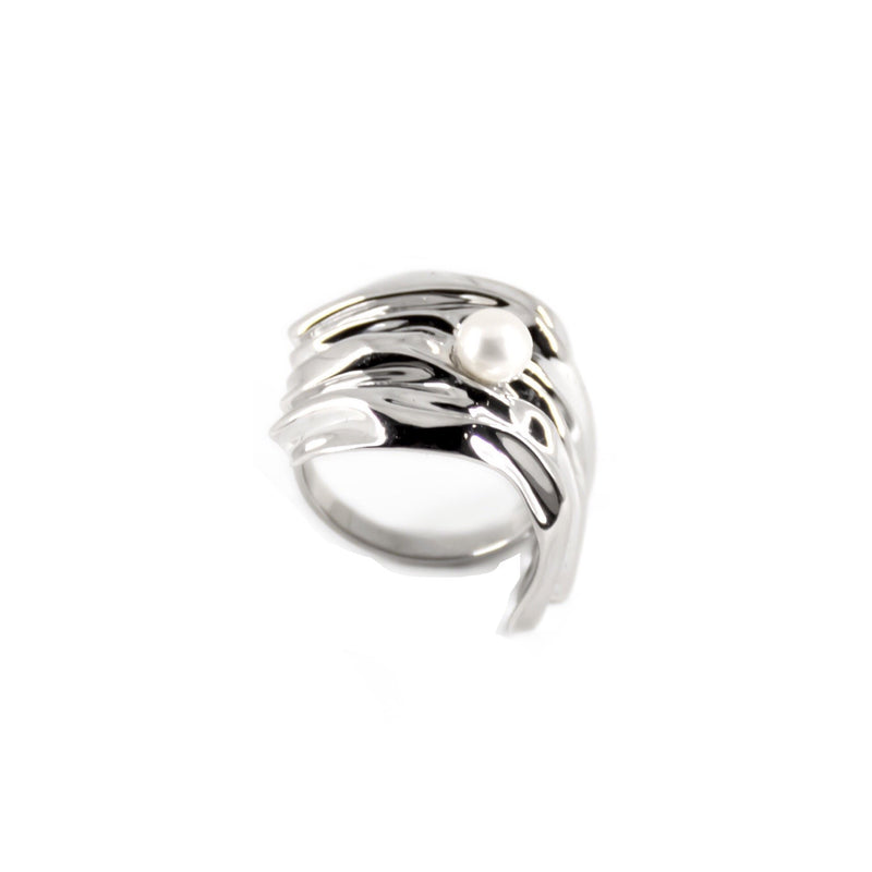 PLAITLY Cambré Ring