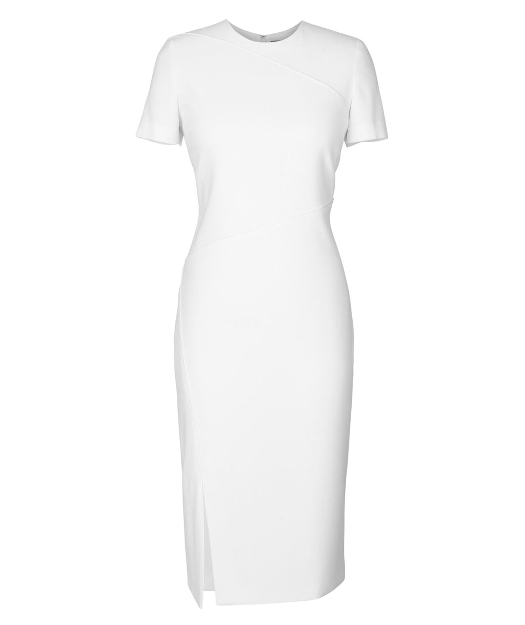 HAN Seam Detail Sheath Dress