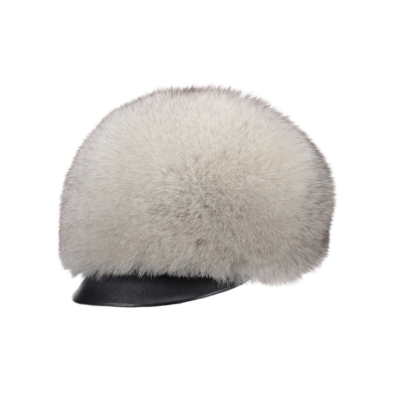Gemmi Fox Fur Hat