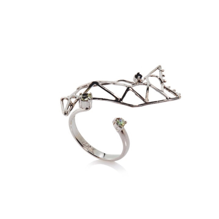 Caterpillar Ring