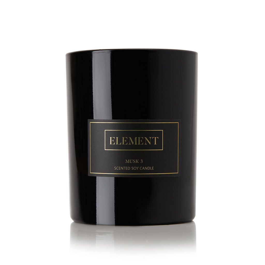 Element Candles Musk 3