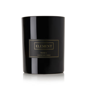 Element Candles Wood 3