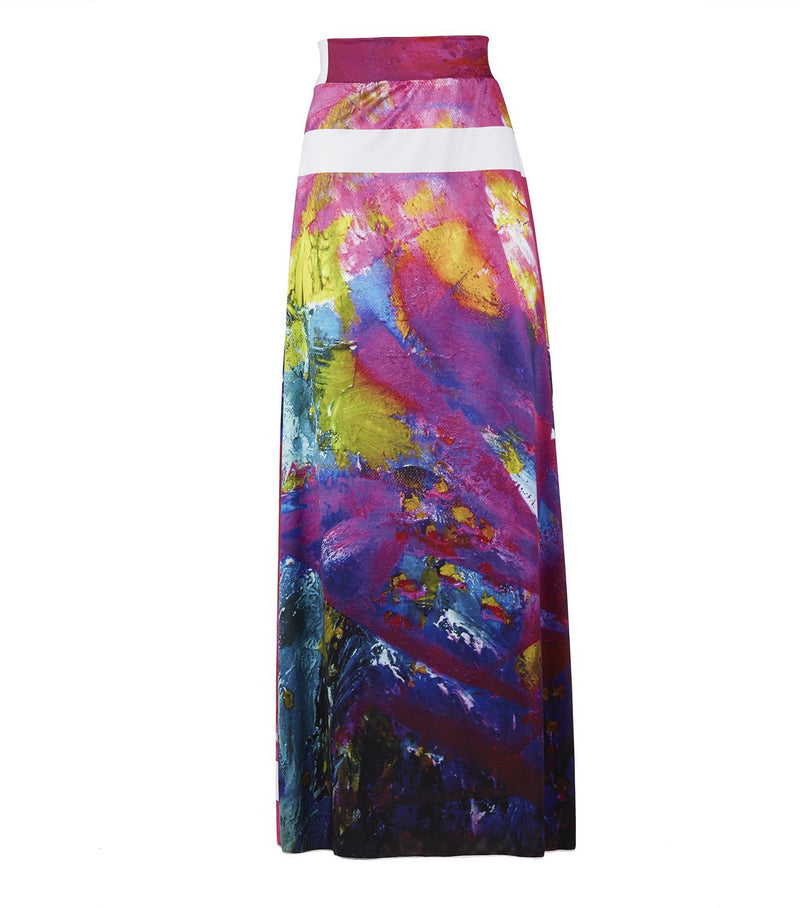 Bold&Locked Long Skirt